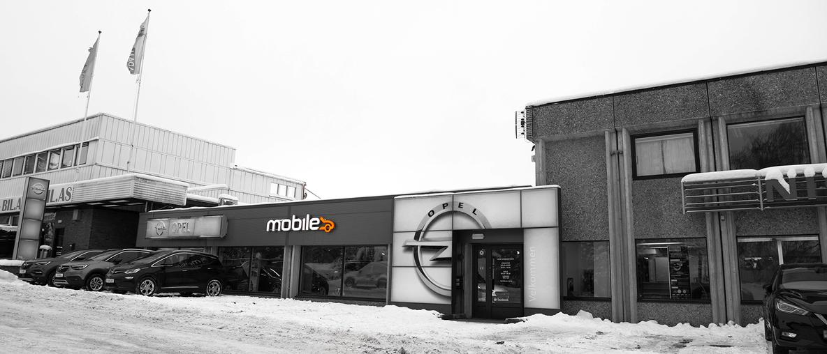 opel mobile Hønefoss