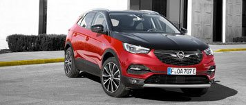 Opel GLX Hybrid