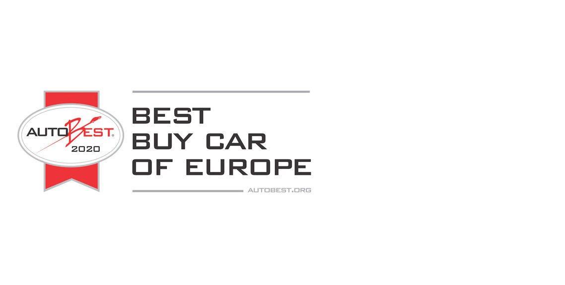 """""""EUROPAS BESTE BILKJØP 2020"""""""