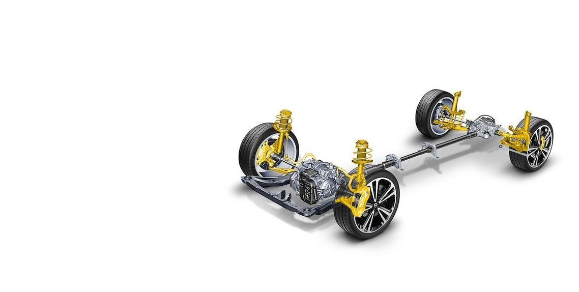 FLEXRIDE® CHASSIS
